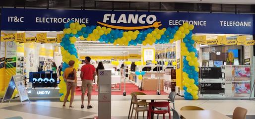 Flanco își continuă strategia de extindere în mall-uri