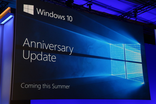 Microsoft va lansa un update major pentru Windows 10 la vară