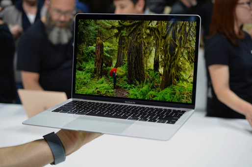 Noul MacBook Air aduce un upgrade estetic și tehnic