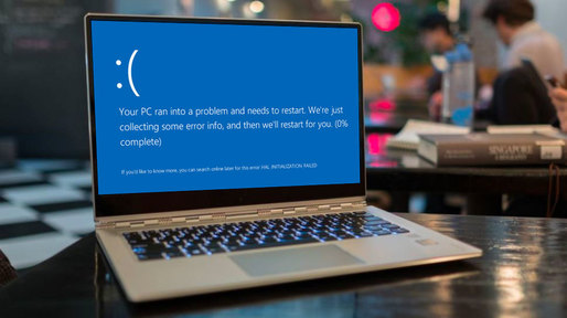 Microsoft retrage un nou update de Windows 10 din cauza problemelor tehnice