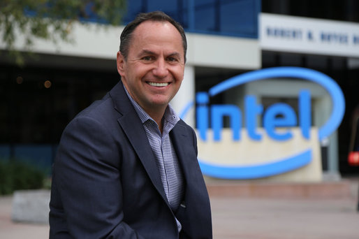 Robert Swan este noul CEO Intel