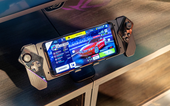 Asus launches the most powerful gaming smartphone