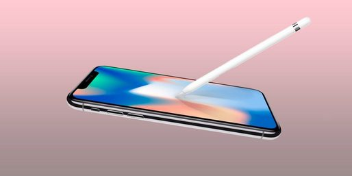 iPhone XI ar putea funcționa cu Apple Pencil