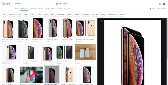 FOTO Google Images are un nou design