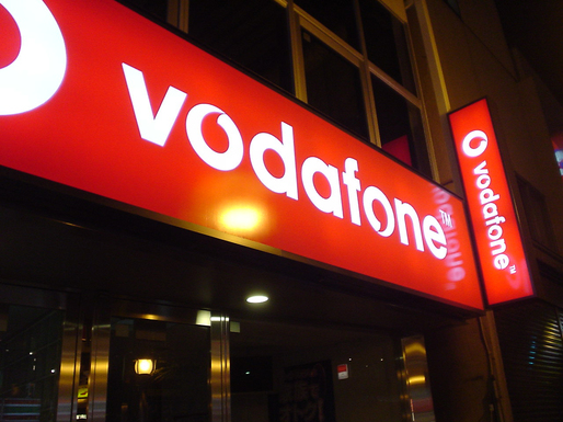 Fitch a retrogradat Vodafone după achiziționarea activelor Liberty Global din România, Germania, Cehia, Ungaria