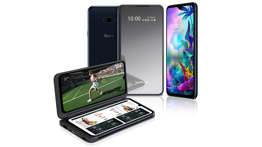 VIDEO LG lansează flagship-ul G8X ThinQ