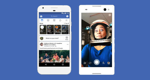 Facebook va închide Group Stories