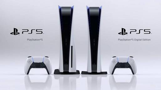 VIDEO Sony a prezentat designul consolei PlayStation 5