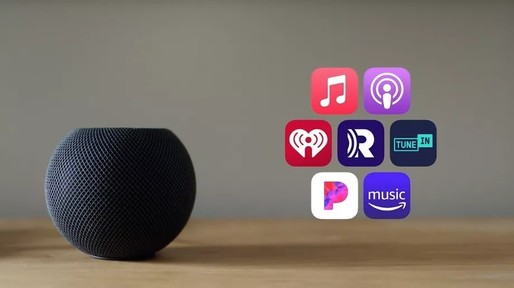 FOTO Apple a prezentat HomePod mini și Beats Flex