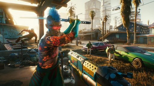 Sony retrage jocul video ''Cyberpunk 2077'' de pe platforma PlayStation Store