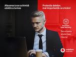 Soluția Business Data Security de la Vodafone România, bazată pe tehnologie Fortinet, îți susține afacerea în fața pericolelor digitale, asigurând protecția tuturor echipamentelor din rețeaua locală internă a companiei
