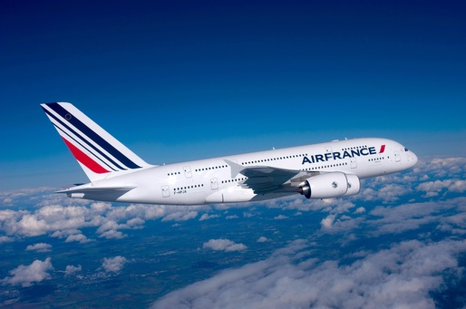Air France va opera luni 85% din zboruri