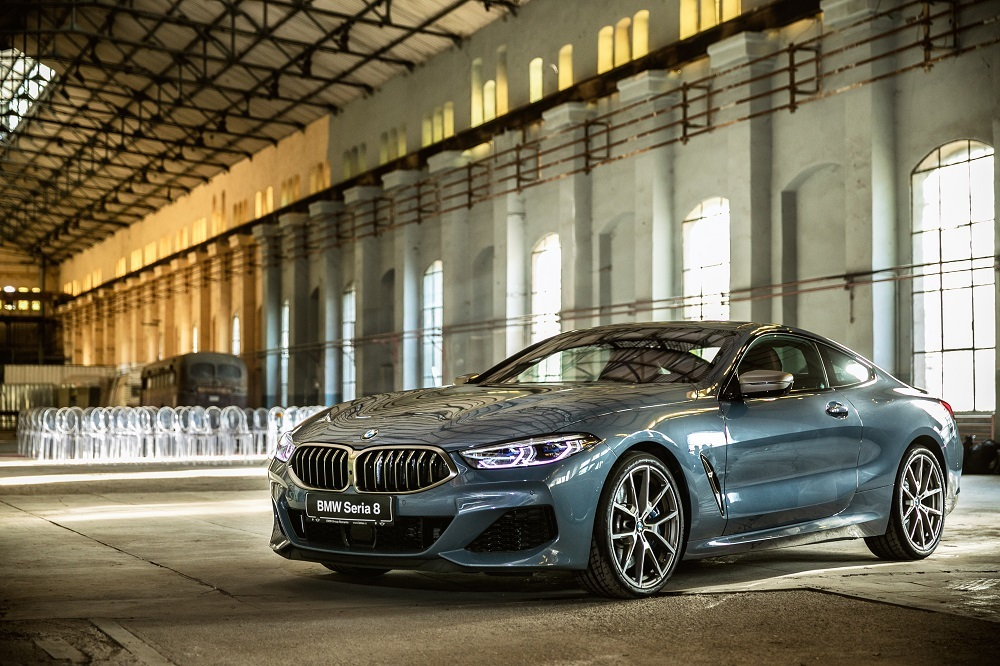 Photo Bmw 8 Series Coupe Presented For The First Time Tech2