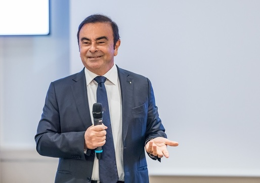 Ghosn prezice - Nissan va intra în faliment în maximum 3 ani