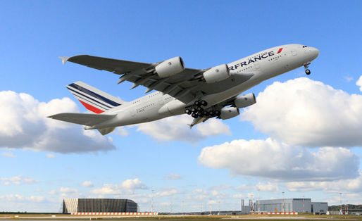 Air France ajustează cursele către SUA