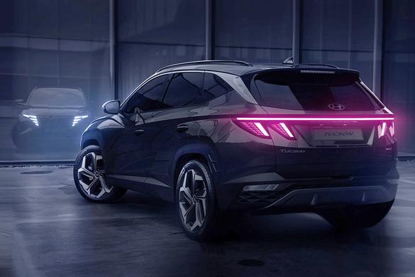 VIDEO & FOTO Primele imagini spectaculoase cu noul Hyundai Tucson