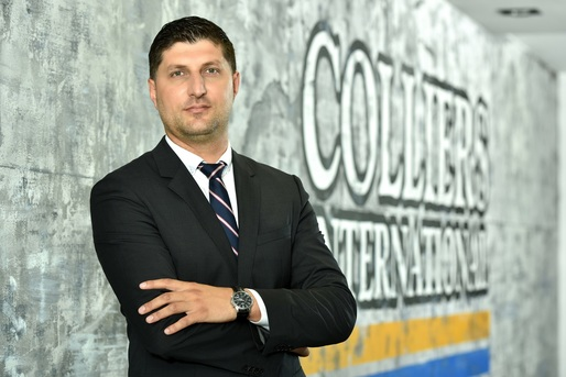 Laurențiu Duică, un specialist al pieței de industrial, recrutat de Colliers International