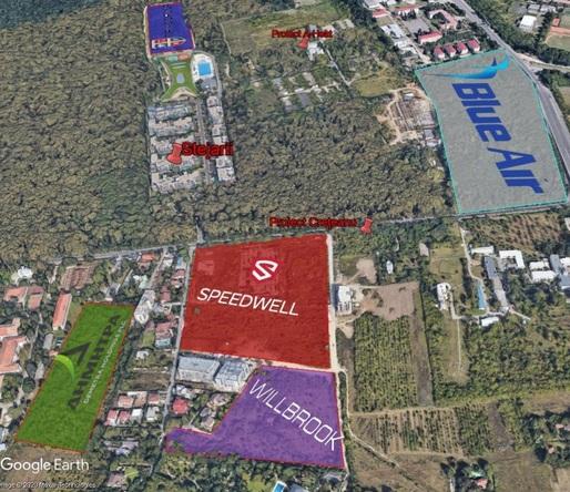 Sorin Crețeanu, autorizat să înceapă proiectul rezidențial de lux de lângă Stejarii lui Țiriac. Vrea să se extindă în zonă