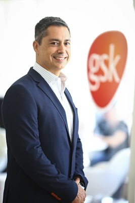 GSK România are un nou director general, Andre Vivan da Silva