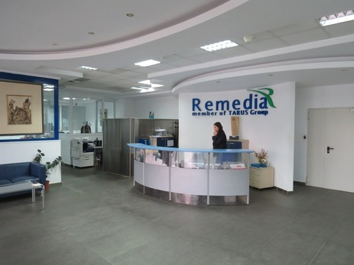 Farmaceutica Remedia are un nou director general