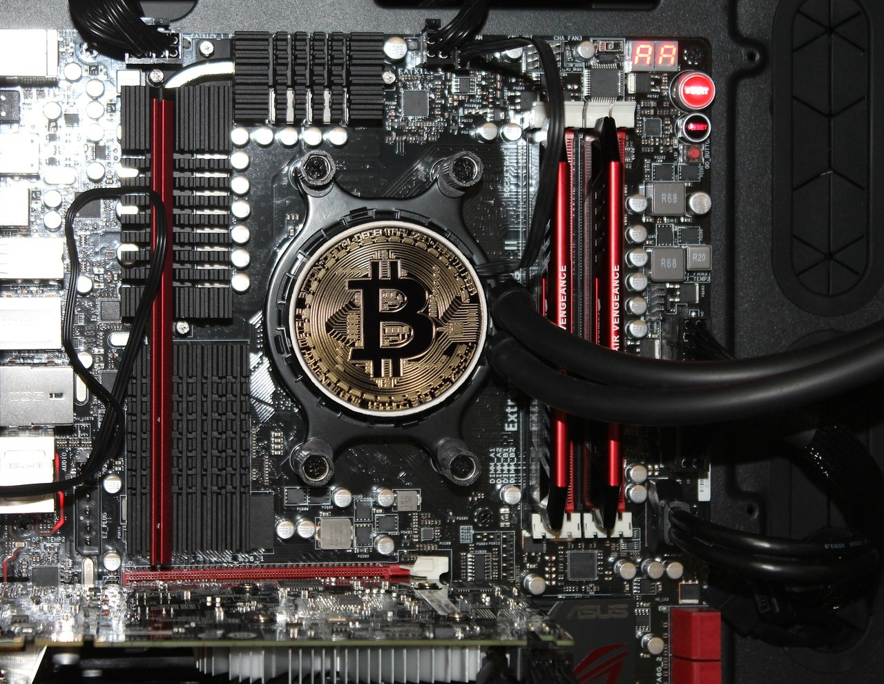 va relua bitcoin