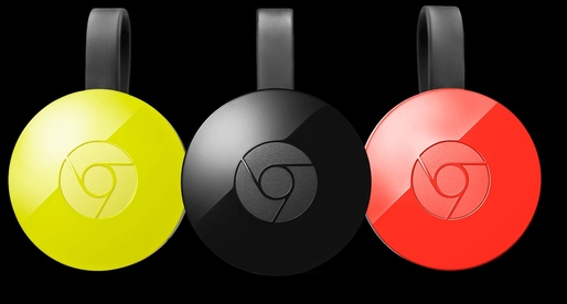 Google Chrome va include suport nativ pentru Chromecast