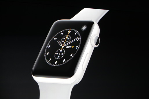 FOTO Apple lansează Watch Series 2, cu GPS integrat