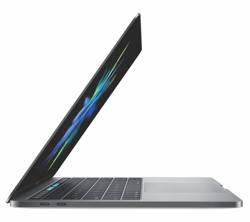 FOTO Apple lansează un nou MacBook Pro