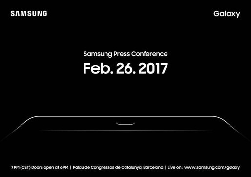 Samsung va lansa o nouă tabletă din seria Galaxy Tab la Mobile World Congress
