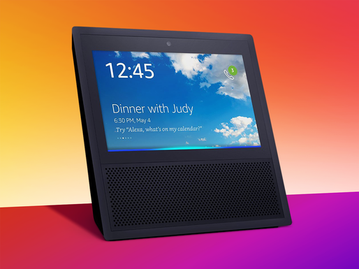 VIDEO Amazon lansează Echo Show, un asistent digital cu touchscreen