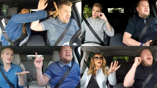 "Serviciul de streaming Apple Music va lansa pe 8 august adaptarea ""Carpool Karaoke"""