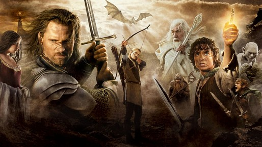 Amazon va transforma Lord of the Rings într-un serial