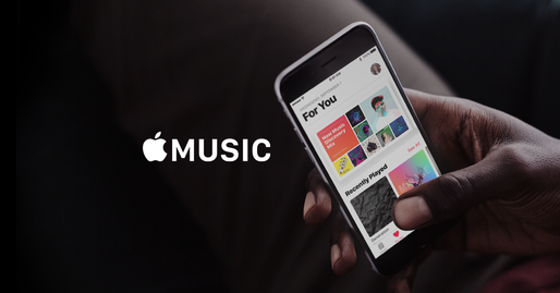 Apple Music are 60 de milioane de abonați