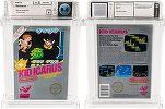 Un joc electronic vechi de 30 de ani a fost vândut cu 9.000 dolari