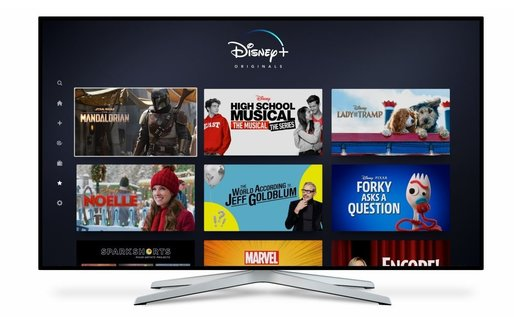 Disney+ va fi disponibil pe Fire TV