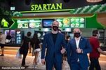 VIDEO PROFIT LIVE TV - Să ajutăm business-ul. Pentru că a pierdut 25 mil. lei cât au fost restaurantele închise, Ștefan Mandachi intră pe noi linii de business - francize în domeniile imobiliar și al dezinfectanților
