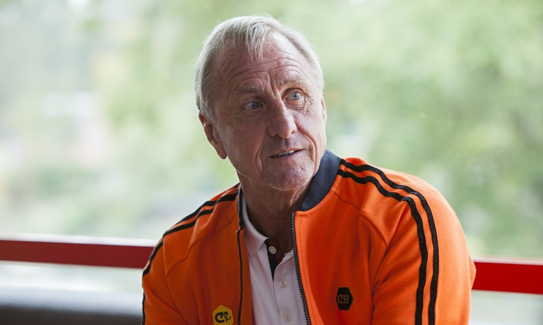 FOTO & VIDEO A murit Johann Cruyff