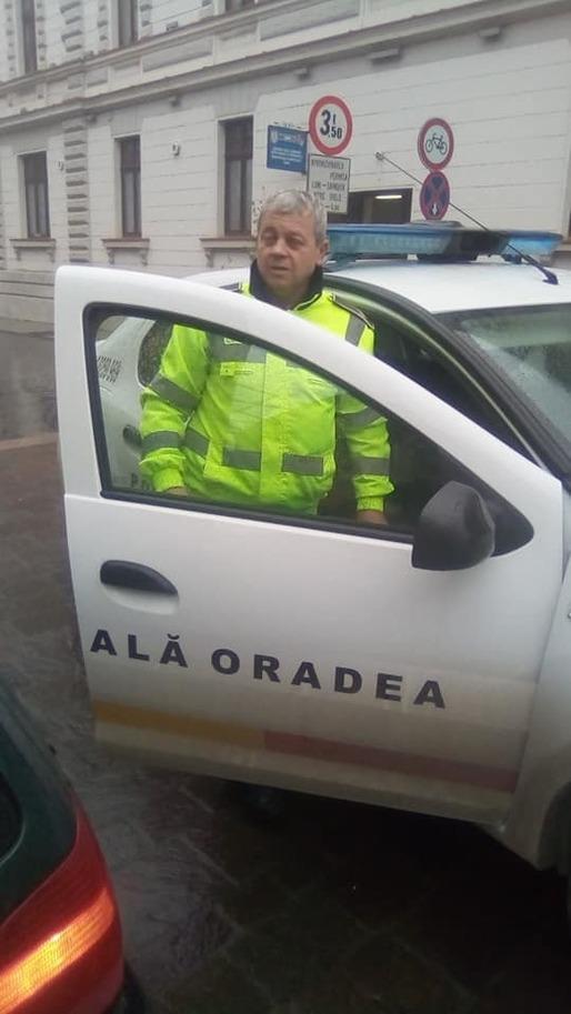 polițist de tranzacționare