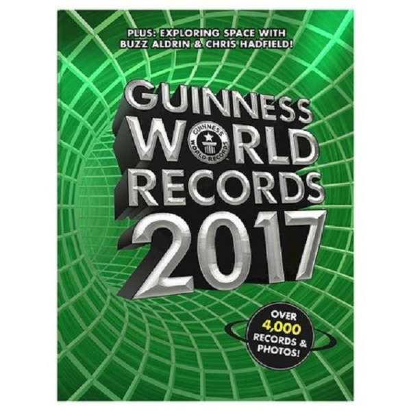 VIDEO Noile achiziții ale \'\'Guinness World Records 2017