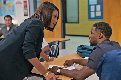 "Box office nord-american - ""Night School"", cu Kevin Hart și Tiffany Haddish, cel mai bun debut din ultimul an al unei comedii"
