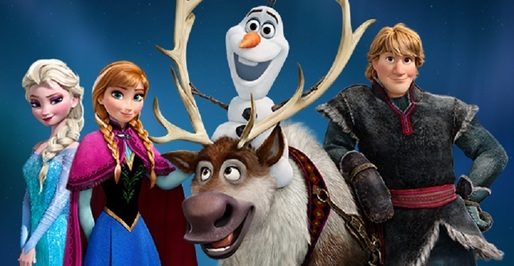 "VIDEO ""Frozen 2"", la cinematografe din noiembrie"