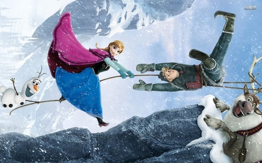 "VIDEO Disney a prezentat un nou trailer pentru ""Frozen 2"""