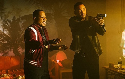 """Bad Boys for Life"", al treilea weekend consecutiv pe primul loc în box office-ul nord-american"