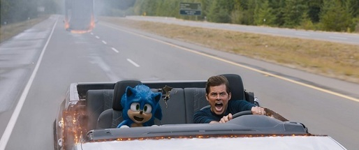 """Miami Bici"" și ""Sonic the Hedgehog"" - debut în fruntea box office-ului românesc de weekend"