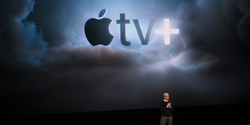 Martin Scorsese a semnat un acord global cu Apple TV+