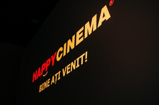 Lanțul de cineplexuri HappyCinema se extinde