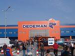 FOTO Frații Pavăl aproape au terminat lucrările la cel mai mare magazin Dedeman