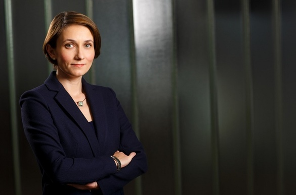 Andra Cașu, tax associate partner, EY România