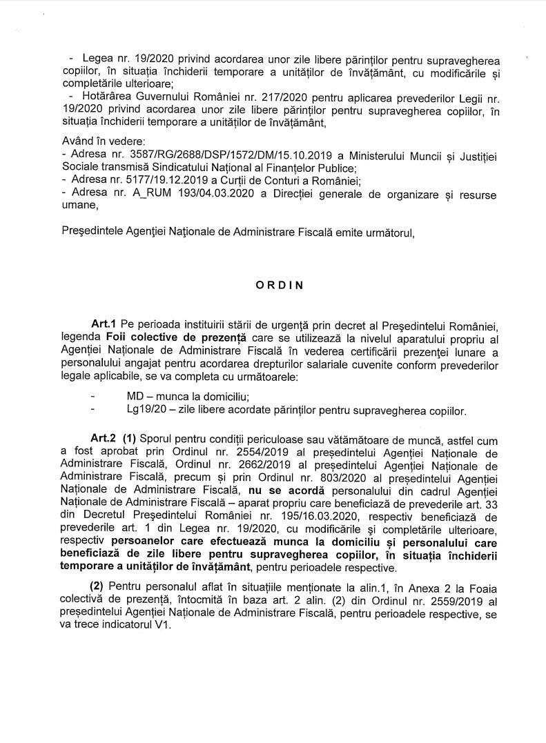 decretul legislativ de lucru acasă