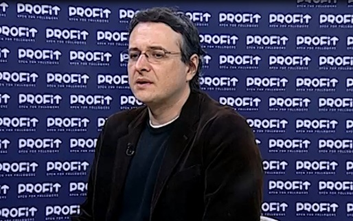 VIDEO Victor Popa, jurnalist economic, la Profit LIVE: Europa, încotro?